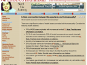 exodusfaq.thumbnail Exodus Web Site Promotes Discredited 'Research' of Paul Cameron