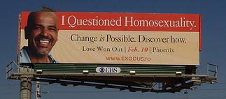 "iquestioned Another ""Love Won Out"" Billboard Unwelcome"