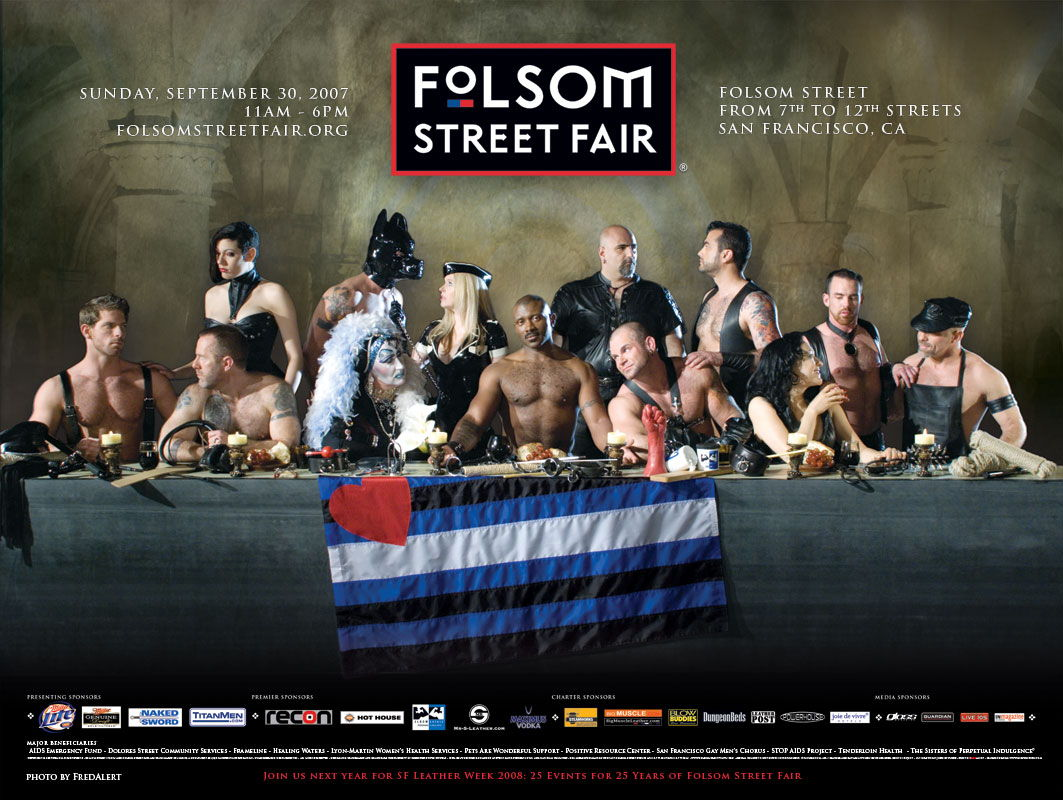 folsom Two Ex-Gays React Differently to Offensive Gay Ad
