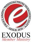 exodus115x150 Exodus Member Says 'Homosexual Agenda' Destructive to US