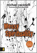messyspirituality XGW Bookshelf: Messy Spirituality