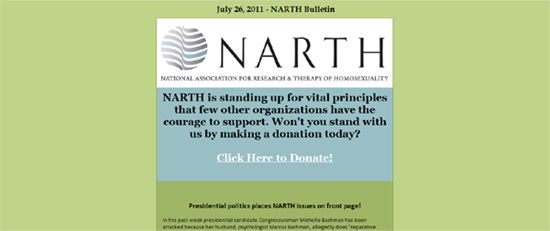 narth_donate NARTH Responds to Marcus Bachmann Criticisms