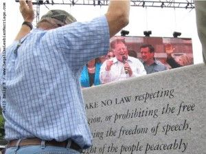 preacher-man-praying-first-amdmt-300x224 America For Jesus Rally 2012 Descends Upon Philadelphia
