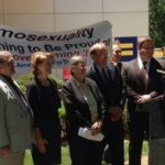 groupphoto2-150x150 Photo Gallery: Antigay activists stage press event at Human Rights Campaign