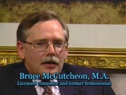 "BruceMcCutcheon Video ""It's Not Gay"" Only Serves To Further Reinforce Idea Of ""Exgay For Pay"""