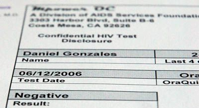 HIV_test Friday Tangent: Getting Tested