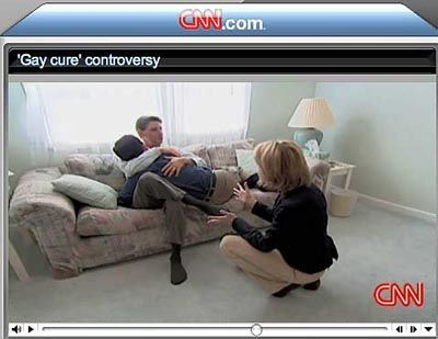 Richard_Cohen_therapy1 Richard Cohen on CNN; Exgay Leaders React