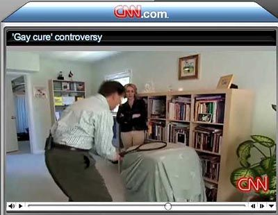 Richard_Cohen_therapy2 Richard Cohen on CNN; Exgay Leaders React