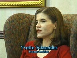 "YvetteSchneider Video ""It's Not Gay"" Only Serves To Further Reinforce Idea Of ""Exgay For Pay"""