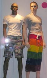 mannequins Article 8 Complaint Depends on Relativist Standards of Gender Expression